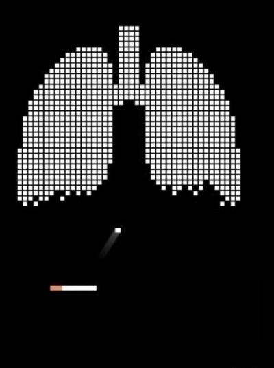 Рак легких у некурящих